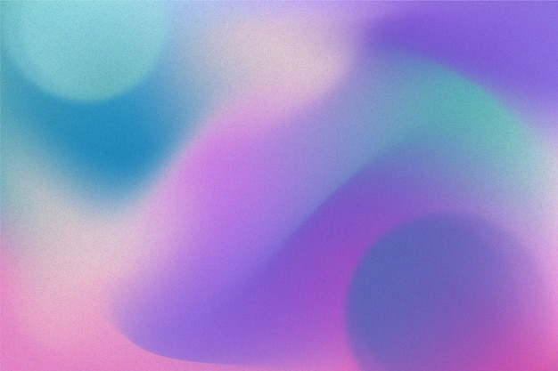 Gradientowa ziarnista tekstura gradientu