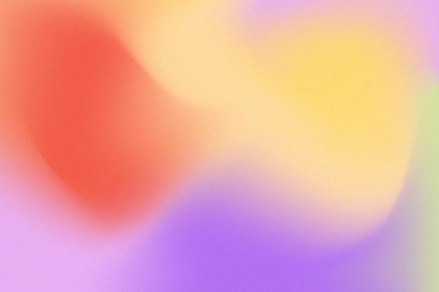 Gradientowa ziarnista tekstura