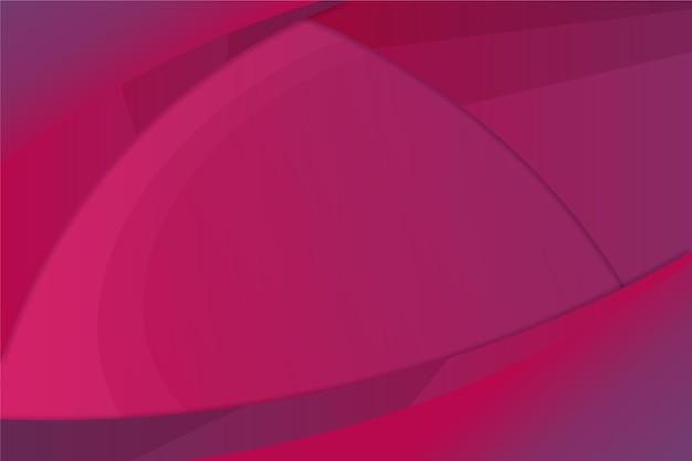 Gradientowe abstrakcyjne różowe tło