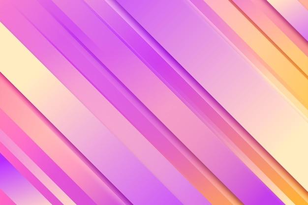Gradientowe dynamiczne linie tła