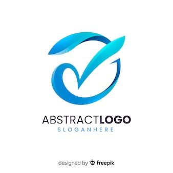 Gradientowe logo