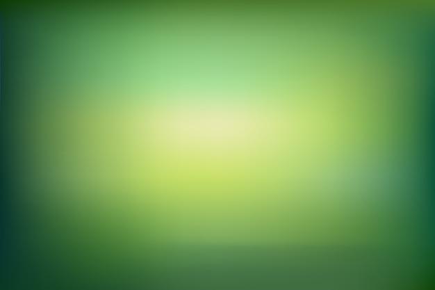 Gradientowe odcienie zieleni w tle
