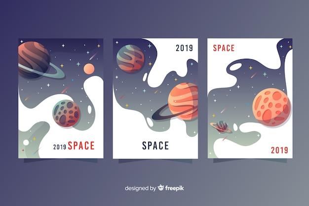 Gradientowe osłony przestrzeni kosmicznej