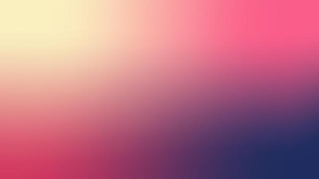 Gradientowe, rozmyte ciemnoniebieskie, różowoczerwone, szampańskie, gorące różowe gradientowe tło tapety