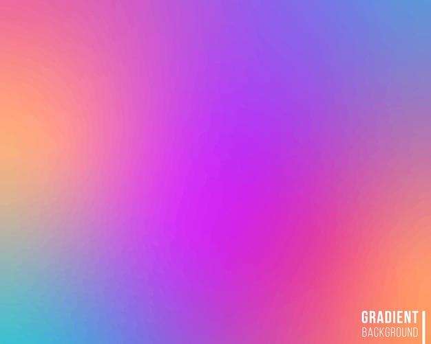 Gradientowe tło akwarela różowy fioletowy niebieski streszczenie tekstura