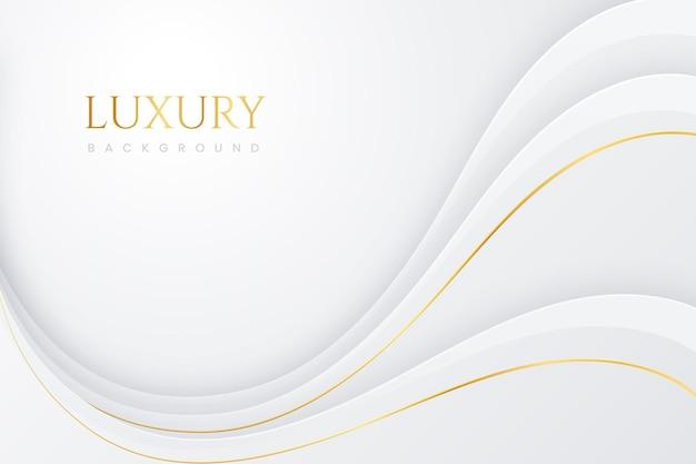 Gradientowe tło luksusowe