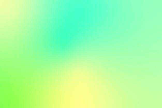 Gradientowe tło w odcieniach zieleni