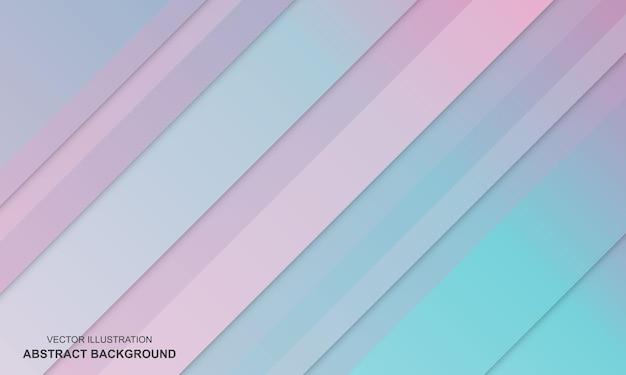 Gradientowe tło z niebieskim i różowym nowoczesnym