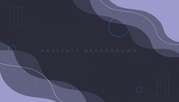 Gradientowy abstrakcyjny wzór tła