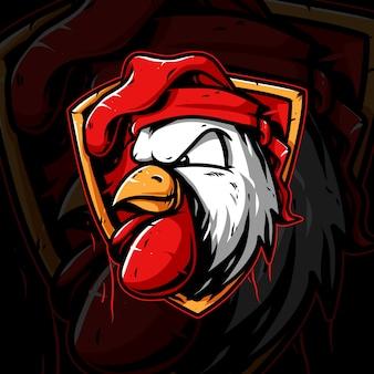 Grafika kurczaka