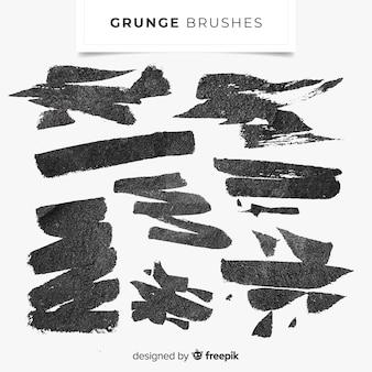 Grunge brush collectio