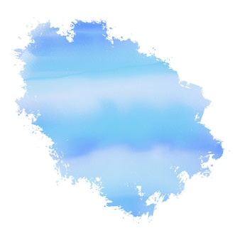 Grunge styl wody kolor tekstury tła