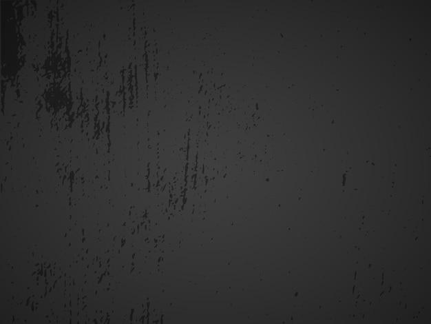Grunge ziarniste brudne tekstury. ciemne porysowane cierpienie streszczenie tło nakładki miejskich. ilustracja wektorowa