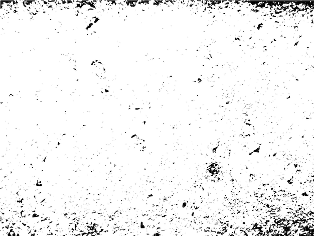 Grunge ziarniste brudne tekstury. streszczenie tło nakładki miejskiego niepokoju. ilustracja wektorowa