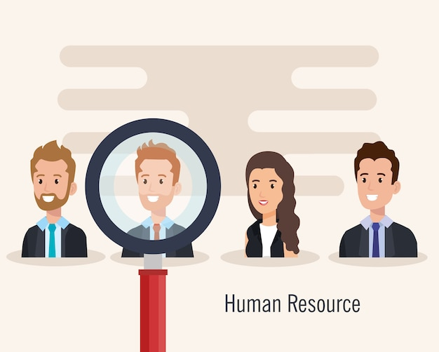 Grupa ludzi zasobów ludzkich