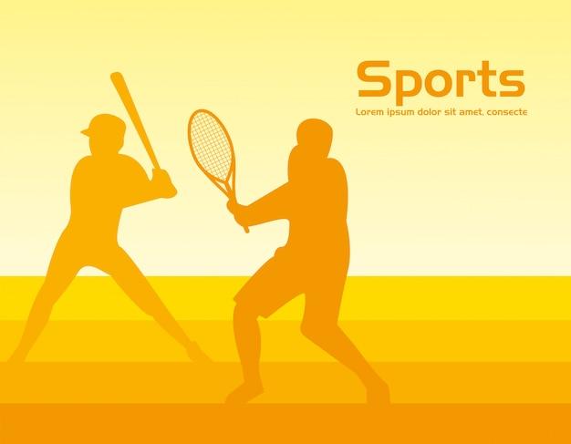 Grupa sportowców uprawiających sporty sylwetki