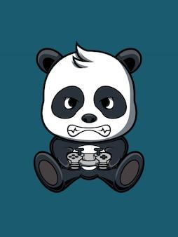 Gry panda