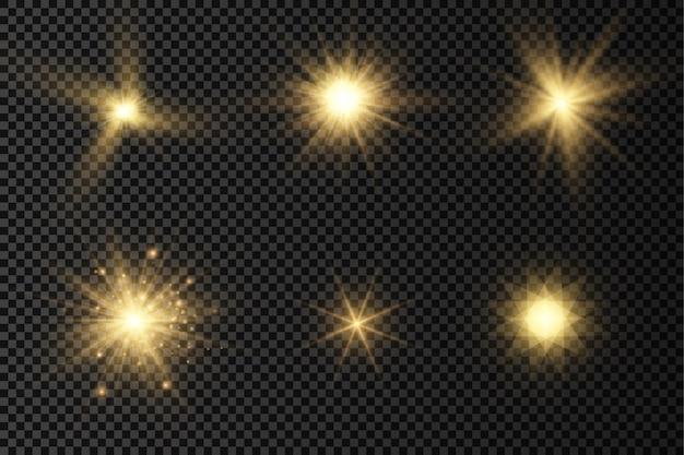 Gwiazda żółta