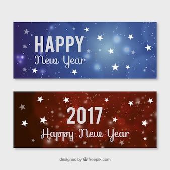 Gwiazdy nowe banery roku