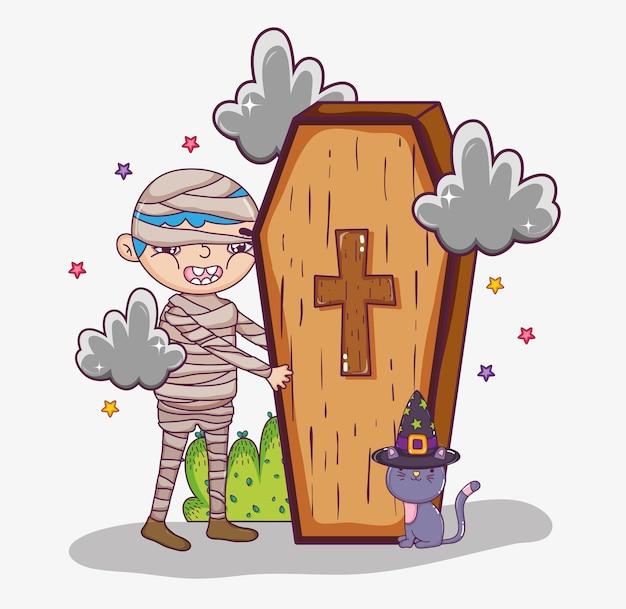 Halloween i bajki dla dzieci