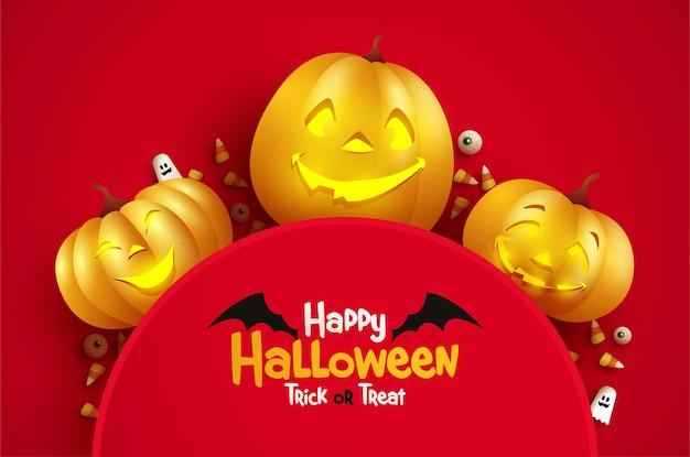 Halloween tło z nietoperzy latające ilustracja