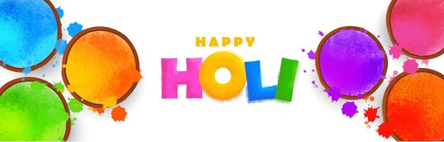 Happy holi indyjski festiwal