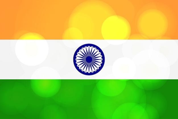 Happy indian dzień niepodległości