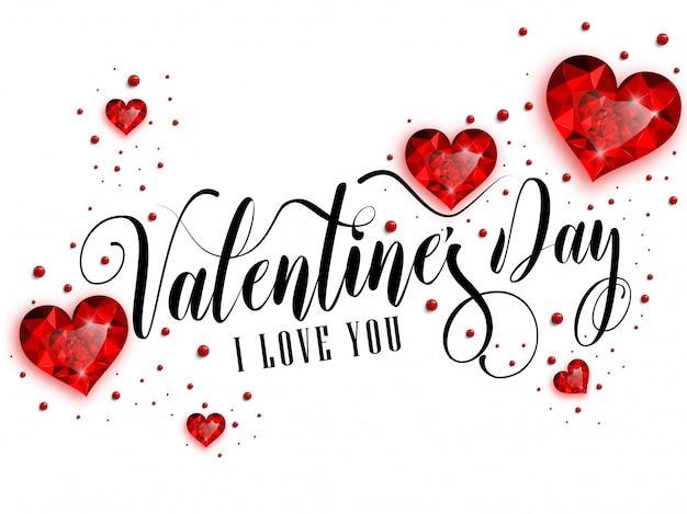 Happy valentine's day napis