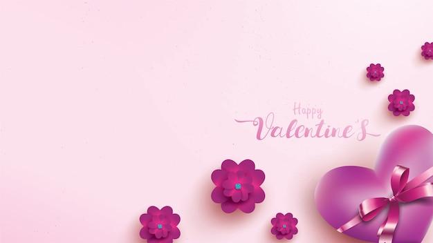 Happy valentines day kartkę z życzeniami