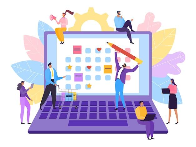 Harmonogram i program w biznesplanie