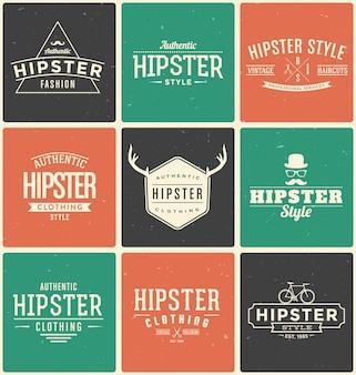 Hipster projektuje kolekcję