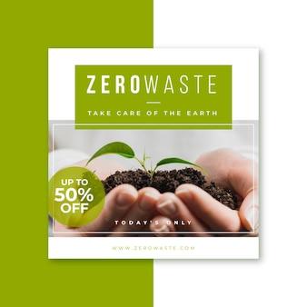 Historia zero ekologii na instagramie