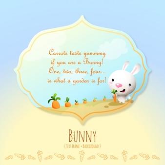 Historie zwierzę, królik