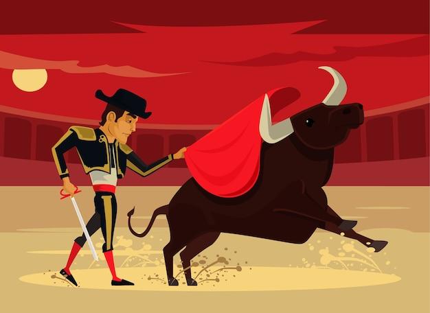Hiszpania corrida.