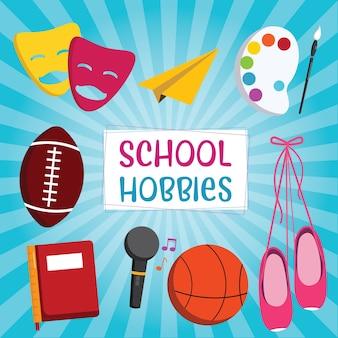 Hobby szkolne