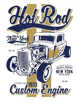 Hot rod new york