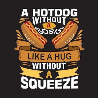 Hotdog cytat