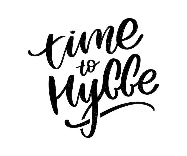 Hygge inspirujący cytat dla mediów społecznościowych i kart