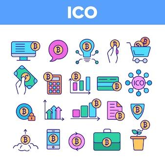 Ico, bitcoin