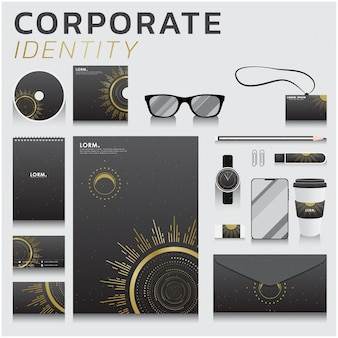 Identyfikacja wizualna dla projektów biznesowych i marketingowych