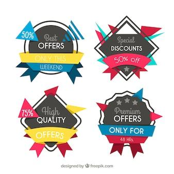 Identyfikatory sprzedaży i etykiety