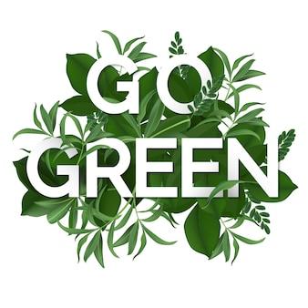 Idź zielony dzień
