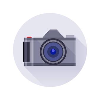 Ikona aparatu fotograficznego.