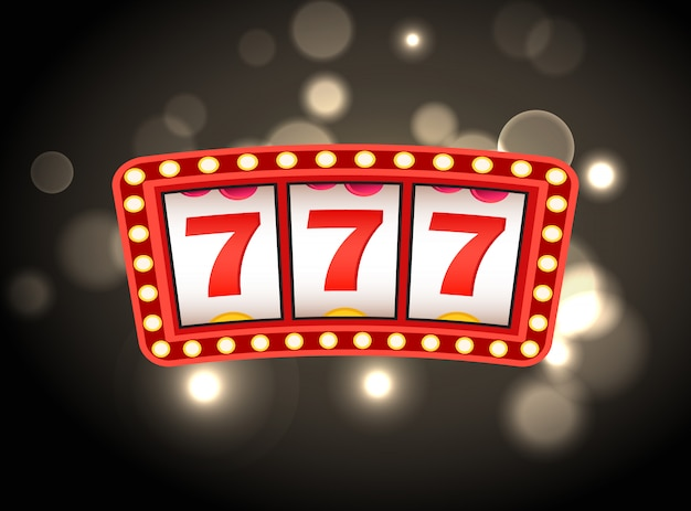 Ikona kasyna z sparkling red triple seven