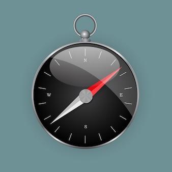 Ikona kierunku kompasu
