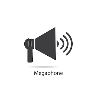 Ikona megafon