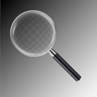 Ikona narzędzia ilustracja lupę