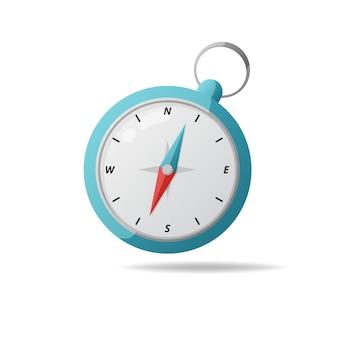 Ikona nawigacji kompasu proste ikony narzędzi do projektowania narzędzi kompasu do projektowania stron internetowych