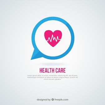 Ikona opieki zdrowotnej