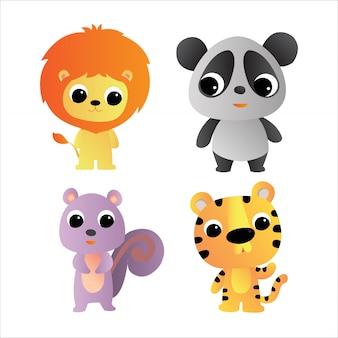Ikona postaci zwierząt